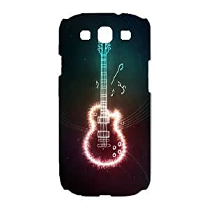 SamSung Galaxy S3 9300 phone cases White Guitars fashion cell phone cases UTRE3334923