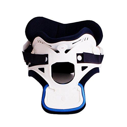 HBCB Neck Traction Pain Relief Cervical Disk Therapy Turtle Neck Protection Kit (HBCB-400M 62cm(H) X 18.5cm(H)) by HBCB