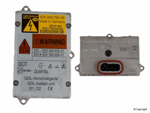 Hella 8855017 Xenon Headlight Control Module
