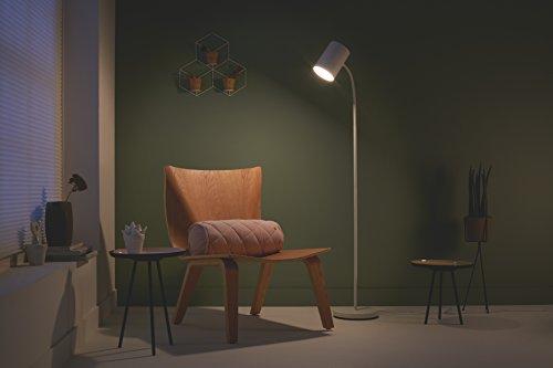 Philips himroo lampada da terra piantana per soggiorno salotto