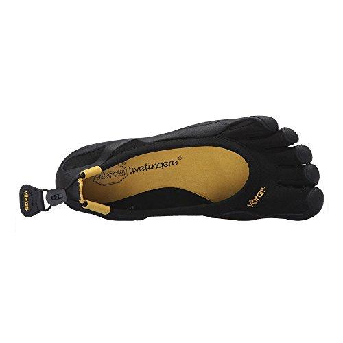 Wm Fingers sportive Five donna Vibram Black Scarpe Classic OPEESq