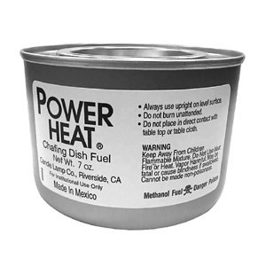Candle Lamp Company PH0001 Powerheat Fuel Chafer 2 Hour (06-0380) Category: Canned Heat by Candle Lamp Company