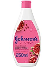JOHNSON'S, Body Wash, Vita-Rich, Brightening