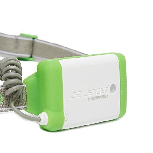 LED Lenser NEO Stirnlampe grün
