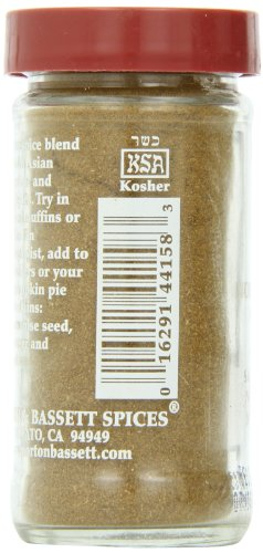 Morton & Basset Spices, Chinese Five Spice, 1.9 Ounce (Pack of 3) by Morton & Bassett (Image #3)