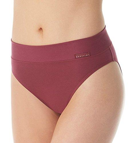 Calida Elastic Hi Cut Brief Panties (22030) XS/Spicy