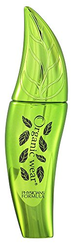 Physicians Formula Organic Wear 100% Natural Origin Jumbo Lash Mascara, Black Organics, 0.26 oz.