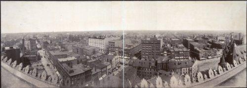 c1896 Buffalo, N.Y. 24'' Vintage Panorama photo by Historic Panorama Photographs
