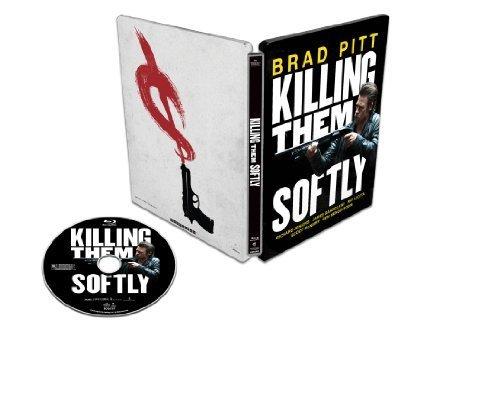 Killing Them Softly Steelbook [Blu-ray] by ANCHOR BAY