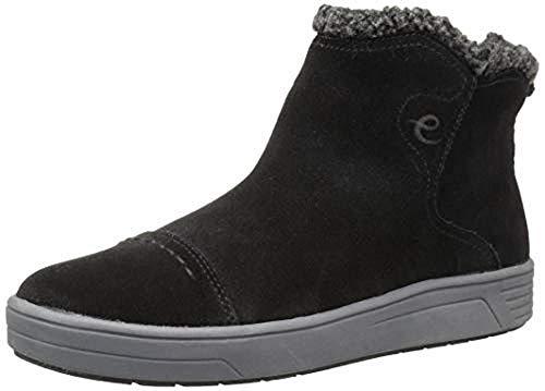 - Easy Spirit Women's NORTH8 Ankle Boot, Black, 7 M US