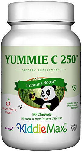 Health Chewable Yummie Vitamin 250mg product image