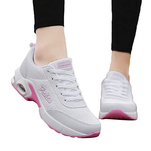 Scarpe Sportive Ginnastica Da Basse Feixiang Sneakers Bianca All'aperto Confortable Donna Running Camminata Casual Fitness Interior Corsa xaq5qXwtA
