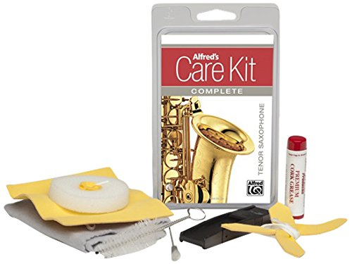 Alfred Music Publishing 99-1474922 Saxophone Cleaning & Care Product