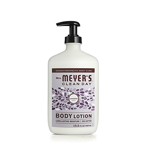 Price comparison product image Mrs. Meyer's Clean Day Lavender Clean Day Body Lotion,  15.5 Fluid Ounce