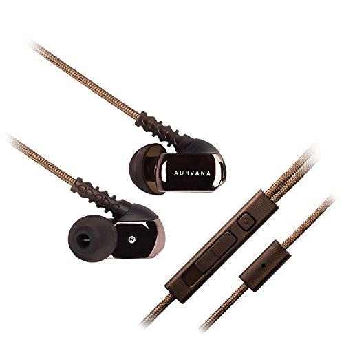 Creative Aurvana In-Ear3 Plus 크리에이티브 알바나 인 이어 3 플러스 듀얼 밸런스 드 아마추어 드라이버 탑재 마이크부 고음질 이어폰 HS-AVNIE3P