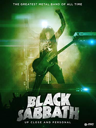 Concert Sabbath Black - Black Sabbath: Up Close And Personal