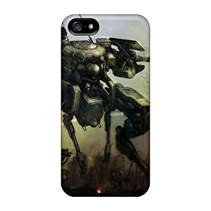 Flb665wUBq Case Cover Mech Battle 3 Iphone 5/5s Protective Case