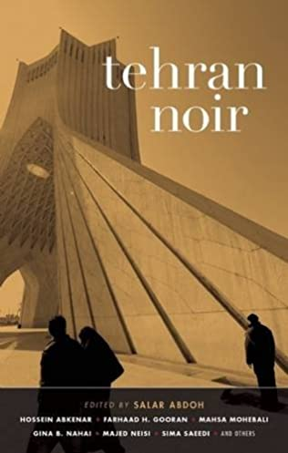 book cover of Tehran Noir