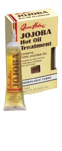 Queen Helene: Jojoba Hot Oil Treatment, Three 1 oz Tubes