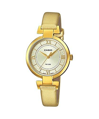 d63c76d52855 Casio Reloj de Mujer LTP-E403GL-9A  Amazon.es  Relojes
