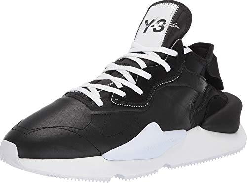 adidas Y-3 by Yohji Yamamoto Y-3 Kaiwa Core Black/Core Black/Footwear White UK 11 (US Men's 11.5, US Women's 12.5)
