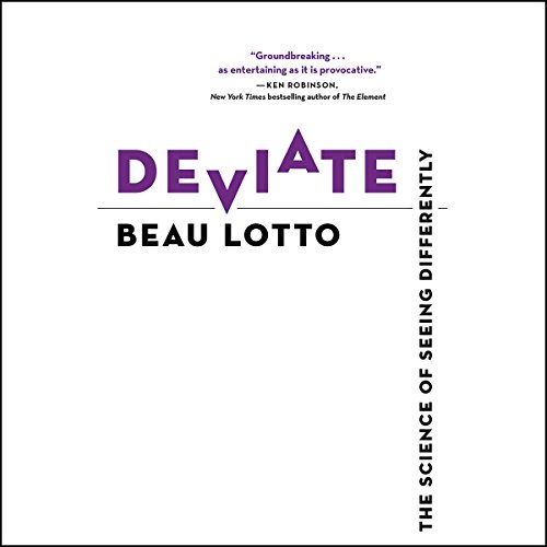 Deviate: The Science of Seeing Differently cover