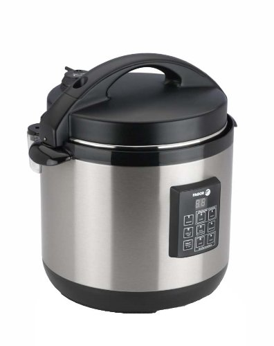 Fagor Stainless-Steel 3-in-1 6-Quart Multi-Cooker, #670040230