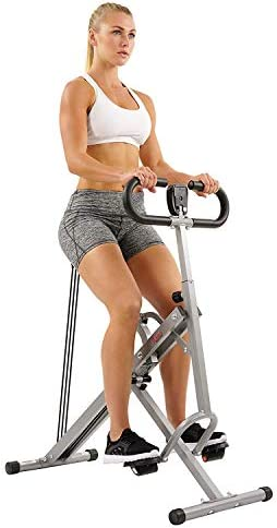 Sunny Health Fitness Row N Ride Exercise product image