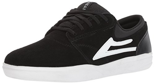 Suede White Lakai Lakai Griffin Black White Suede Griffin Black wz0wv