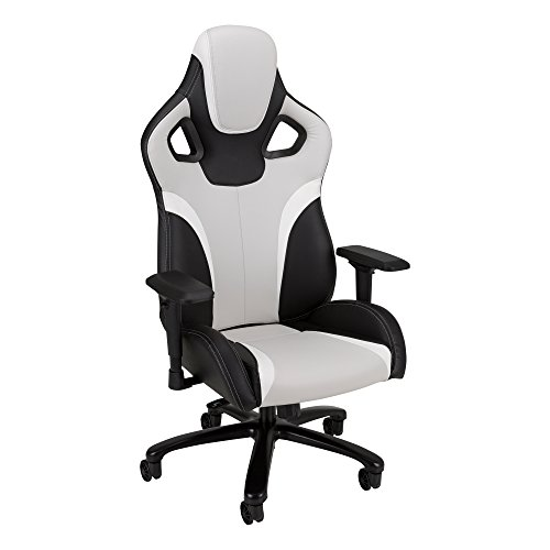 41yGXbEewLL - Galaxy XL - Racing-Style Gaming Chair by SkyLab Performance Seating