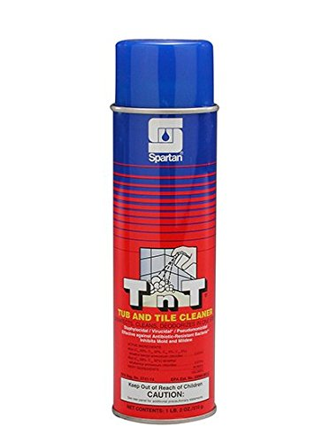 Spartan TnT - Disinfectant Bathroom Cleaner, Case