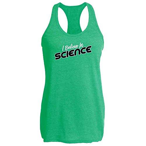 I Believe in Science Heather Kelly S Womens Tank Top