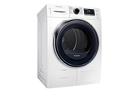 Samsung dv k cw wärmepumpentrockner a kg weiß