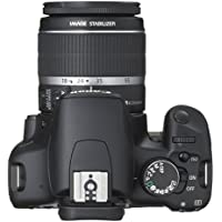 Canon Rebel XSi DSLR Camera with EF-S 18-55mm f/3.5-5.6 IS Lens (OLD MODEL)(Certified Refurbished)