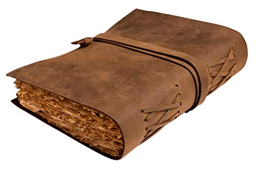 Leather Journal Vintage Leatherbound