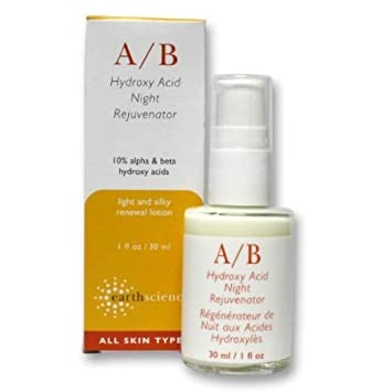 A/B Hydroxy Acid Night Rejuvenator Earth Science 1 oz Liquid Olay Regenerist Luminous Tone Perfecting Treatment, 1.3 Fl Oz (Pack of 4) + Curad Bandages 8 Ct.