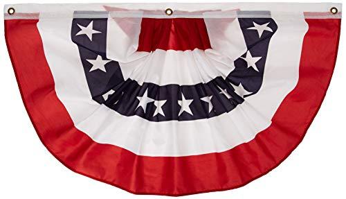 Round American Flag - 18