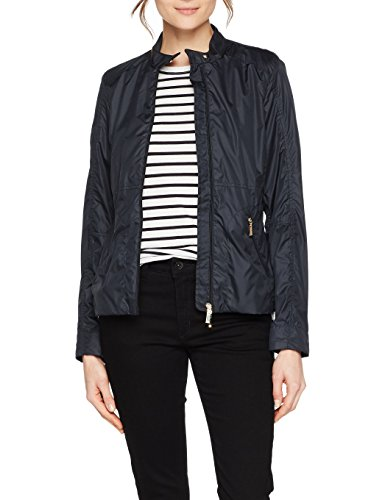 Cappotto Nights Geox Donna F4386 blue Jacket Woman Blau qwwEUpY