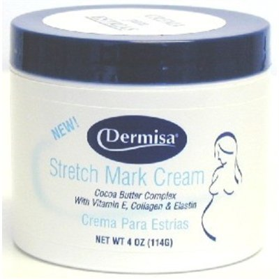 Dermisa Cream Stretch Mark 4oz (3 Pack)