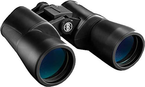 Bushnell Power View 10 x 50 mm Wide Angle Porro Prism Binocular in Black