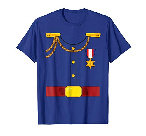 Prince Charming Costume T-Shirt Funny Halloween Shirt -