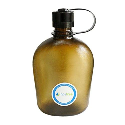 Nalgene Oasis Bottle (Coyote, 1-Quart) ()
