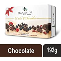 Brookside Dark Exotic Chocolates Assorted Gift Pack 192g