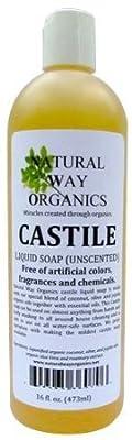 Castile Soap Unscented