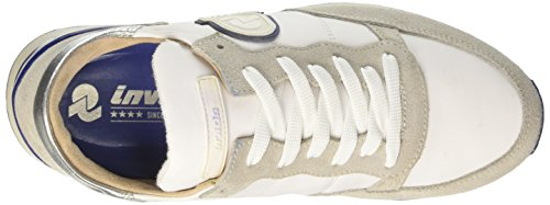 Canvas Womens Sneakers Fashion White INVICTA xFEIqI