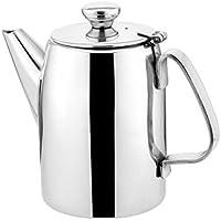 Sunnex Stainless Steel 1 Liter Coffee Pot