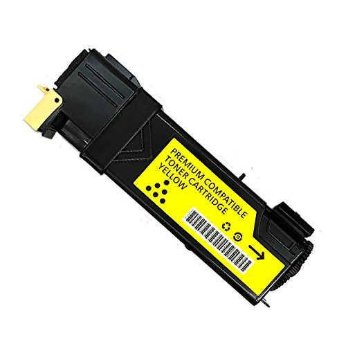 ner Cartridge Compatible for 6505 Printer CR-6500 Series Workcenter Standard High Yield Replacement ( Pack for 1pk Yellow ) (Blk Phaser)