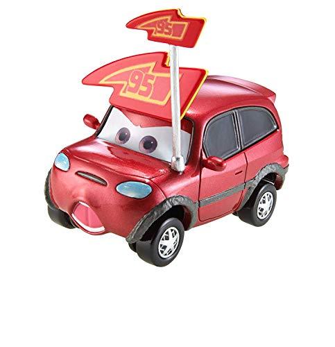 - Disney Pixar Cars Timothy Twostroke Die-Cast Vehicle