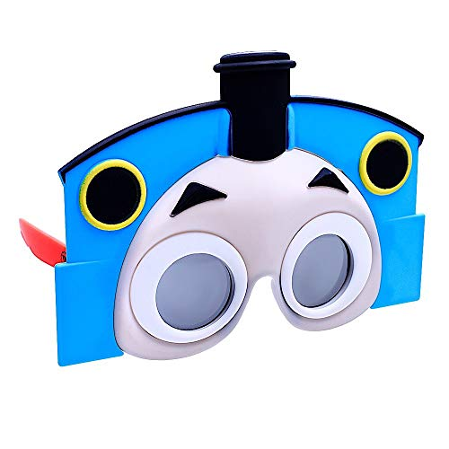 (Sun-Staches Costume Sunglasses Thomas The Engine Party Favors)