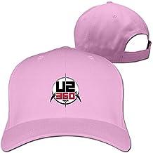 U2 Rock Band Logo The Joshua Tree War Boy Custom Baseball Cap For Men
